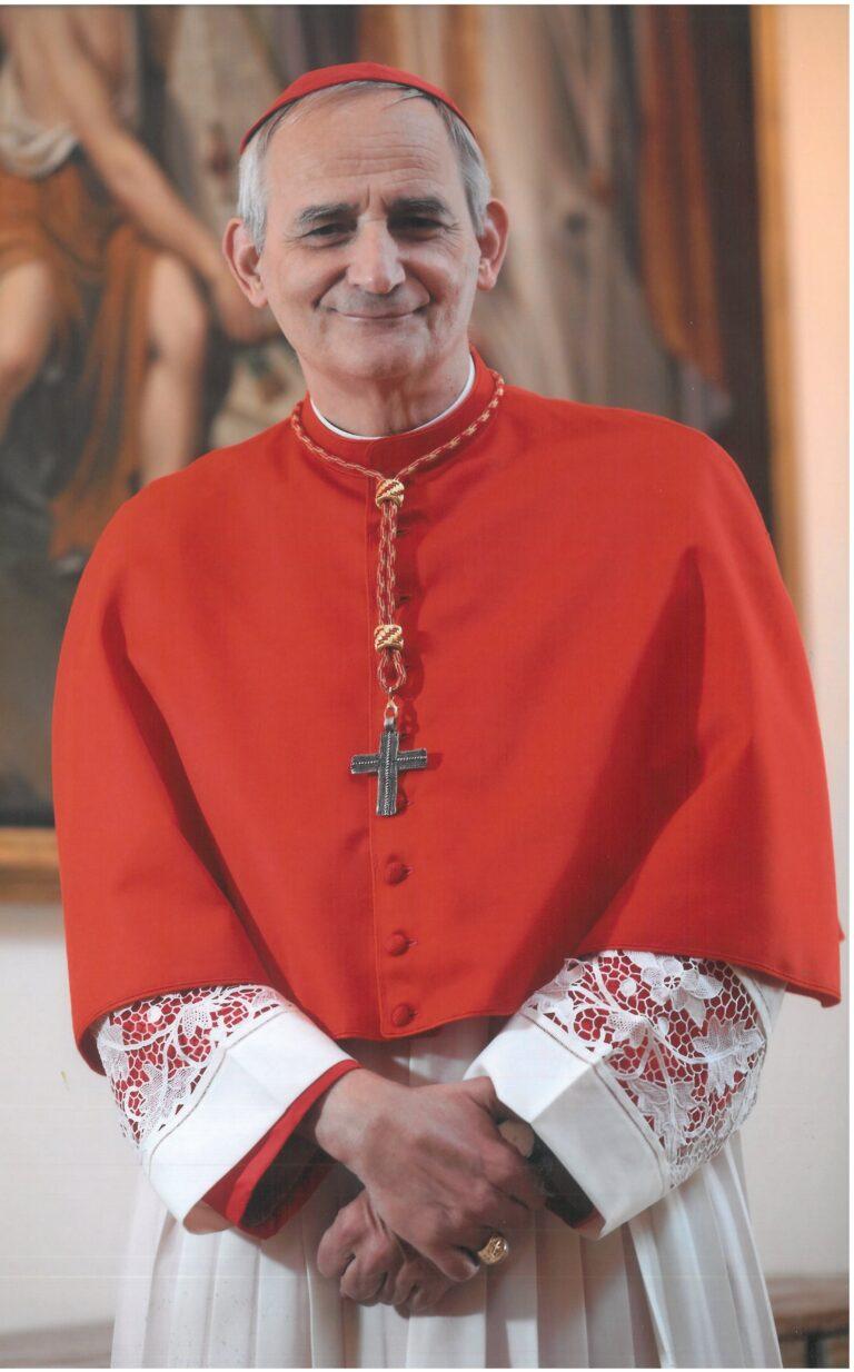Cardinale Matteo Maria Zuppi