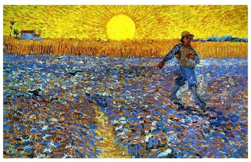 Vincent Van Gogh - Il seminatore